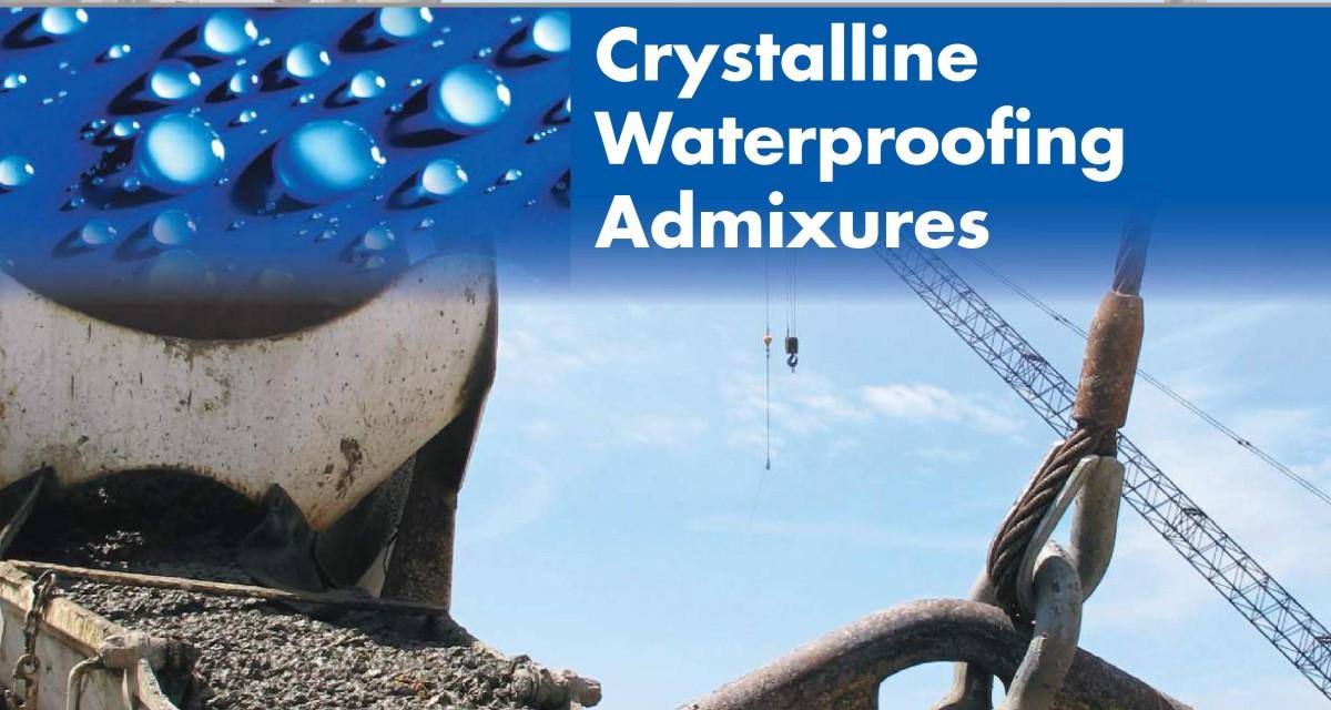 Aquafin Admix Aq100p Advanced Concrete Technologies