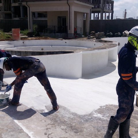 Advanced Concrete Waterproofing Amp Construction Chemicals